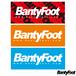 BantyFoot オフィシャル タオル 3カラー