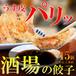 にんにく多め「男餃子」45個(15個×3パック)【お取り寄せ餃子】