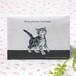 猫 障害者手帳カバー(東京都サイズ) アメリカンショートヘア イラスト B