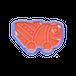 クッキー型:鹿児島 鯛車