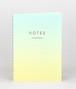 wrap magazine omble mini notebook