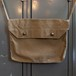 1954 FRENCH ARMY BREAD BAG DEADSTOCK
