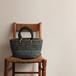 モシ&フラフラ 藍布バスケット mossi&frafra  indigo cloth basket