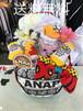 おむつケーキ/オムツケーキ/ANAP/アナップ/ぐでたま/出産祝い/誕生祝い/お祝い/おむつベビーカー/おむつバイク