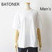 BATONER/バトナー・Pack T-Shirt Men's