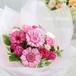 【プリザーブドフラワー】ピンクの花束