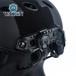 WADSN ヘッドセット ヘルメット レール レイル アダプター 黒