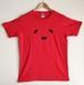 とんぼせんせいのTシャツ(レッド)