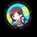 Mio缶バッジ④(イラストVer)