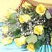 【誕生日】【結婚のお祝いに】おまかせバラの花束(生花)FL-FD-06