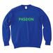 [PASSION] ロイヤルブルースウェットシャツ-