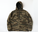 HATE ANORAK CAMO/BLACK
