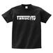 Takucity Tシャツ(ブラック×ホワイト)