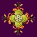 MAISON ONIGIRI - THE TASTE - purple ネオンフレーム for chompoo