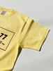 ★モヤさま出演記念★バナナカラーTシャツ【イエロー × 77kcal/90g】