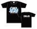 ロゴTシャツ(ブラック)【Sサイズのみ】