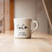 STEREO COFFEEオリジナルマグカップ(白)