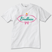 Endless☆ロゴTシャツ(メンズ・白)