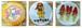 【限定】アマザエもん&尼が咲くマグネットセット【1セット(3個入り)=アマザエもんx2種+尼が咲く1種】