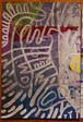 美/上毛町で制作の作品「ゾウリムシ第一世代#29」を送ります!