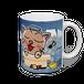 <マグカップ>お風呂みーちゃん