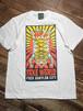 『FAKE WORLD』T-shirt YE×RD(ホワイト)