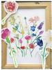 Spring flowers 春のお花のポスター