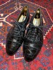 2000000027555 BALLY CROCODILE LEATHER STRAIGHT TIP SHOES HAND MADE IN ITALY/バリークロコダイルレザーストレートシューズ