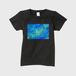 「銀河を想う」レディースTシャツ