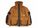 BOMBER DUCK JKT  BROWN  18AW-FS-08