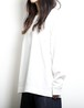 TDT18aw L/S T-Shirts (White) (Unisex)