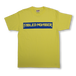 Logo T-shirts[黄]
