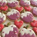 雪りんごバレンタインアイシングクッキー