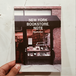 NEW YORK BOOKSTORE NOTE -マンハッタン編-