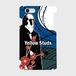 花札ブルー  iPhone7 ツヤ有り(コート)