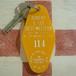 アメリカ ROBERT E.LEE BEST WESTERN[ロバートEリー・ベストウエスタン]フロリダ州ホテルヴィンテージ ルームキーホルダー