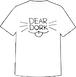 【DEAR DORK】Cat T-Shirt