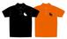 大森洋平/オリジナルポロシャツ(オレンジ/黒の二色)