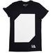 Tシャツ:ブラック / ライト:グリーン