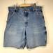 【carhartt 】Short denim pants