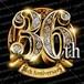 36周年PSD素材 エンブレム仕様。豪華でキラキラPhotoshop素材で周年を彩ろう!