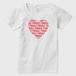 FRAGILE HEART WH レディースTシャツ 白 送料無料