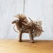 ラトビア 毛糸の馬