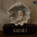 1960s Ceramic Relief Mermaid