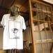 2018 -cotorikatta- Tシャツ/ 文鳥