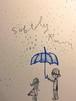 【22-11】 吉川強 「50ftly Rain」