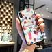 iPhoneケース 人気 女性 韓国 海外セレブ 夏 アイス ハワイアン