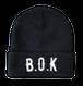 B.O.K Beanie -NAVY-