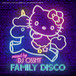 「FAMILY DISCO mixed by DJ OSSHY」