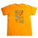 ヨクキタネTシャツ / オレンジ